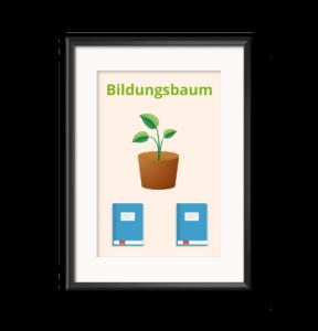 Baumspende und Buchspende